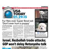01/29/2015 Issue of USA TODAY