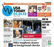 01/31/2013 Issue of USA TODAY