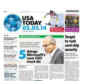 02/05/2014 Issue of USA TODAY