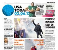 02/06/2013 Issue of USA TODAY