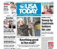 02/08/2012 Issue of USA TODAY