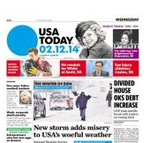 02/12/2014 Issue of USA TODAY