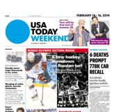 02/14/2014 Issue of USA TODAY