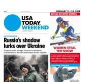 02/21/2014 Issue of USA TODAY