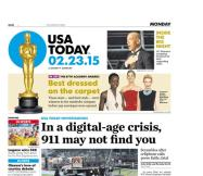 02/23/2015 Issue of USA TODAY