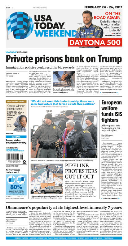 02/24/2017 Issue of USA TODAY
