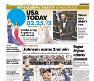 02/25/2013 Issue of USA TODAY