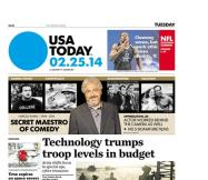02/25/2014 Issue of USA TODAY