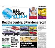 02/26/2014 Issue of USA TODAY