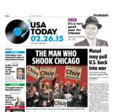 02/26/2015 Issue of USA TODAY