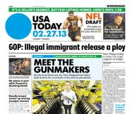 02/27/2013 Issue of USA TODAY