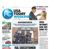 02/27/2015 Issue of USA TODAY
