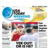 02/28/2014 Issue of USA TODAY