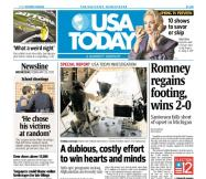 02/29/2012 Issue of USA TODAY