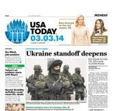 03/03/2014 Issue of USA TODAY