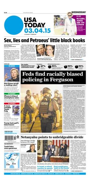 03/04/2015 Issue of USA TODAY