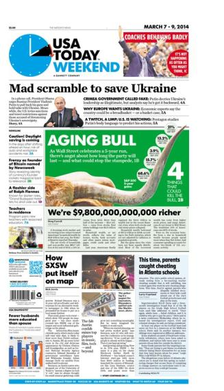 03/07/2014 Issue of USA TODAY