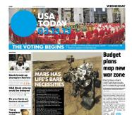 03/13/2013 Issue of USA TODAY