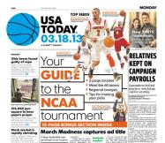 03/18/2013 Issue of USA TODAY