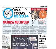 03/20/2014 Issue of USA TODAY