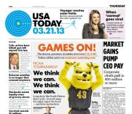 03/21/2013 Issue of USA TODAY