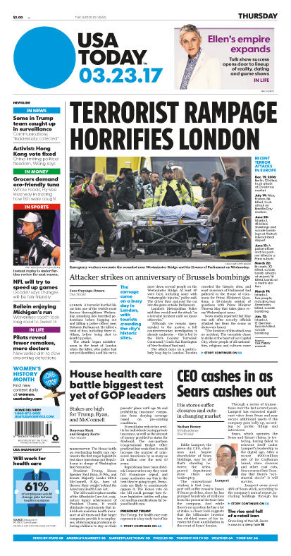 03/23/2017 Issue of USA TODAY MAIN