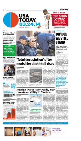 03/24/2014 Issue of USA TODAY