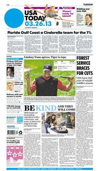 03/26/2013 Issue of USA TODAY