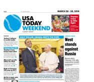 03/28/2014 Issue of USA TODAY
