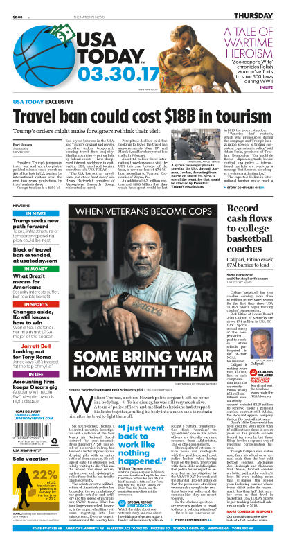 03/30/2017 Issue of USA TODAY