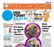 04/01/2013 Issue of USA TODAY