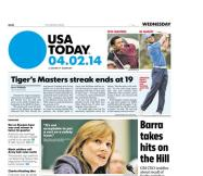 04/02/2014 Issue of USA TODAY