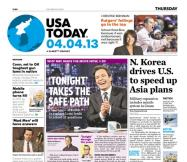 04/04/2013 Issue of USA TODAY