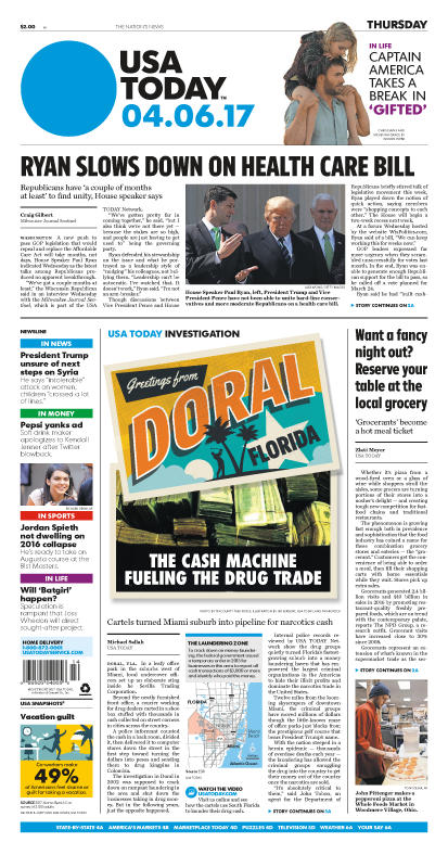 04/06/2017 Issue of USA TODAY