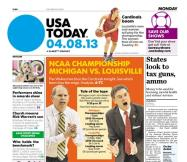 04/08/2013 Issue of USA TODAY
