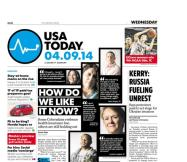 04/09/2014 Issue of USA TODAY