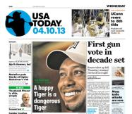 04/10/2013 Issue of USA TODAY
