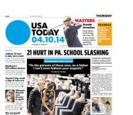 04/10/2014 Issue of USA TODAY