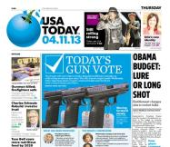 04/11/2013 Issue of USA TODAY