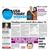 04/11/2014 Issue of USA TODAY