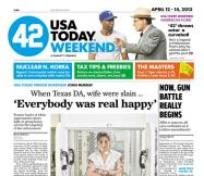 04/12/2013 Issue of USA TODAY