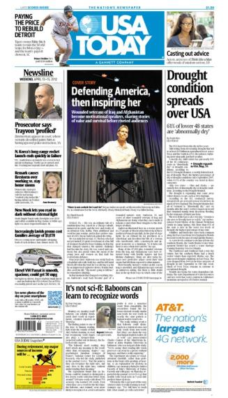 04/13/2012 Issue of USA TODAY