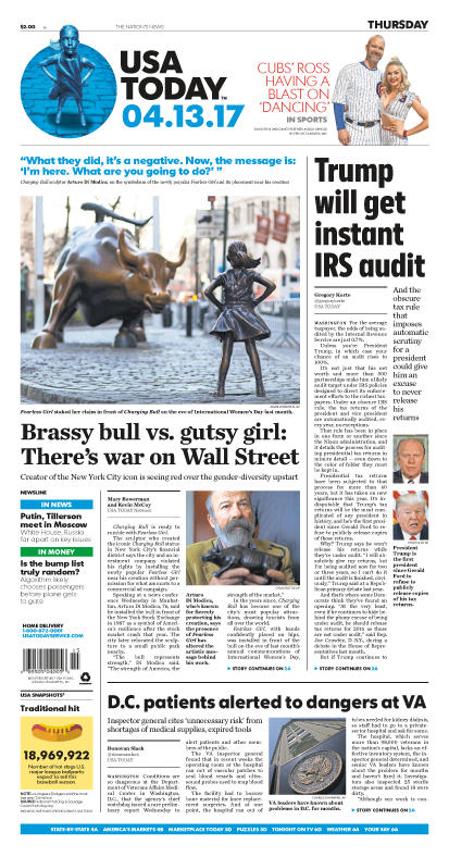 04/13/2017 Issue of USA TODAY MAIN