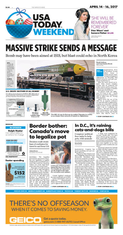 04/14/2017 Issue of USA TODAY