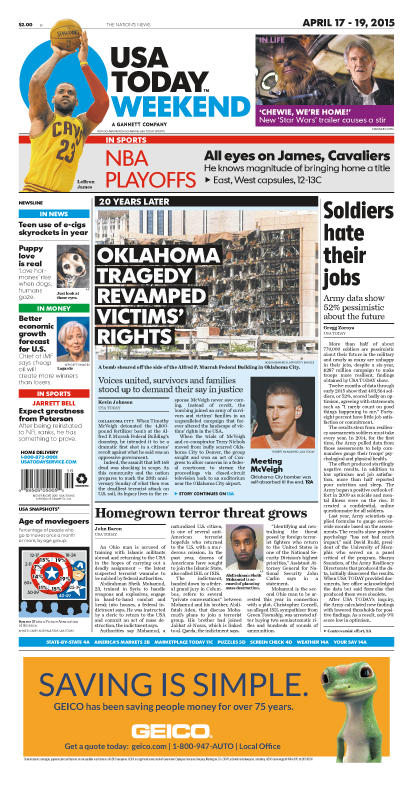 04/17/2015 Issue of USA TODAY