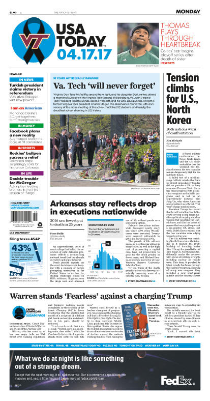 04/17/2017 Issue of USA TODAY