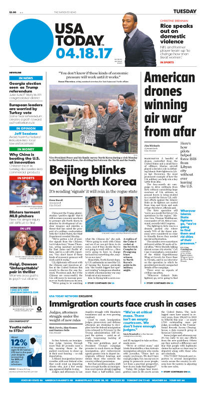 04/18/2017 Issue of USA TODAY