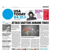 04/21/2014 Issue of USA TODAY