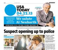04/22/2013 Issue of USA TODAY