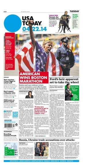 04/22/2014 Issue of USA TODAY